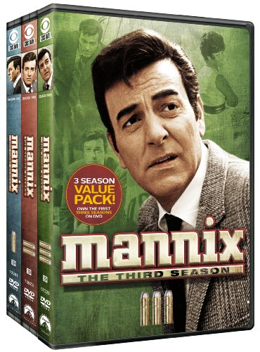 Mannix: Seasons 1-3