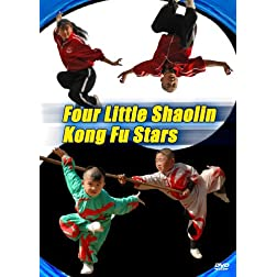 Four Little Shaolin Kongfu Stars