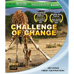 Equator: Challenge of Change [Blu-ray]