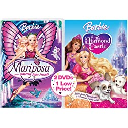 Barbie Mariposa and Her Butterfly Friends/Barbie and the Diamond Castle