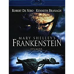 Mary Shelley's Frankenstein [Blu-ray]
