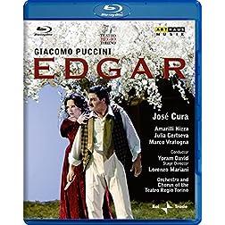 Puccini: Edgar [Blu-ray]