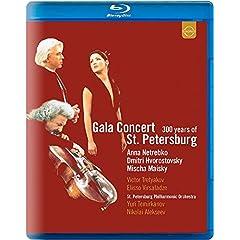 Gala Concert: 300 Years of St. Petersburg [Blu-ray]