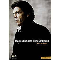 Thomas Hampson Sings Schumann