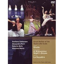 Great Ballets of the Teatro alla Scala