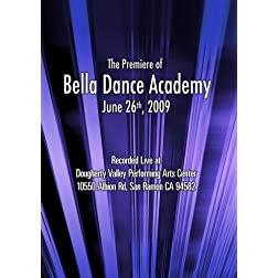 The Premiere of Bella Dance Academy June 26, 2009