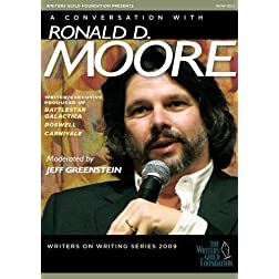 Writers on Writing - Ronald D. Moore