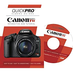 Canon Rebel T1i Interactive DVD Tutorial