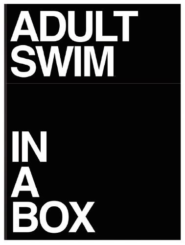 Adult Swim in a Box (Aqua Teen Hunger Force Volume 2 / Space Ghost Season 3 / Moral Oral Season 1 / Robot Chicken Season 2 / Metalocalypse Season 1 / Sealab Season 2)