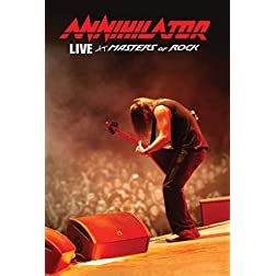 Live at Masters of Rock (DVD + CD)