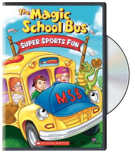 The Magic School Bus: Super Sports Fun