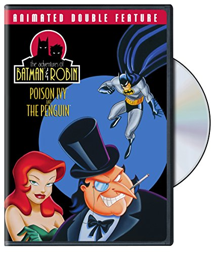 Adventures of Batman and Robin: Poison Ivy/The Penguin