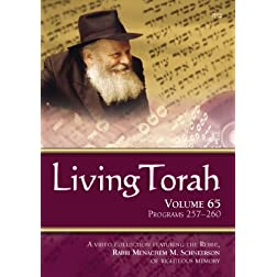 Living Torah Volume 65 Programs 257-260