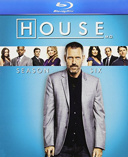 House, M.D.: Season Six [Blu-ray]