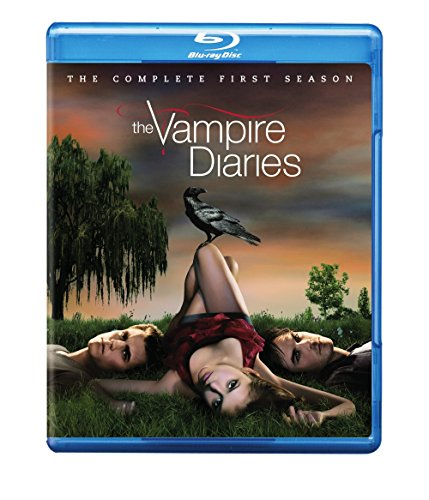 The Vampire Diaries: The Complete First Season [Blu-ray]