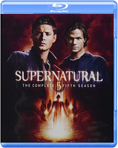 Supernatural: The Complete Fifth Season [Blu-ray]