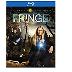 Fringe: The Complete Second Season  [Blu-ray]