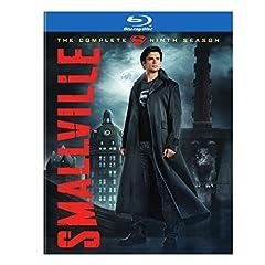 Smallville: The Complete Ninth Season [Blu-ray]