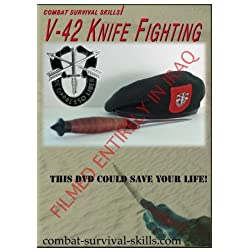 Combat-Survival-Skills: V-42 Knife Fighting