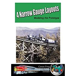 4 Narrow Gauge Layouts-Modeling the Prototype