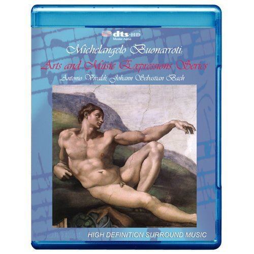 Michelangelo Buonarroti: Arts and Music Expressions Series [5.1 DTS-HD Master Audio/Video Disc] [Blu-ray]