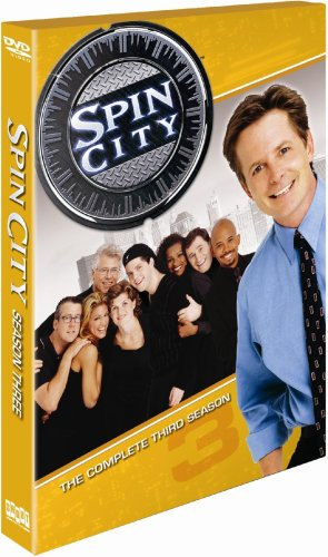 Spin City: Season Three