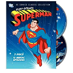 Ruby-Spears Superman