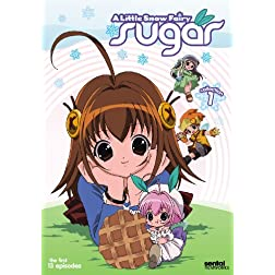 Sugar: Little Snow Fairy Vol 1