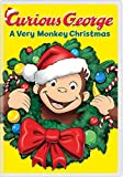 Get Curious George: A Very Monkey Christmas On Video