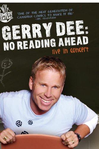 Gerry Dee: No Reading Ahead
