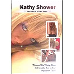 Kathy Shower: Playmate Model Mom
