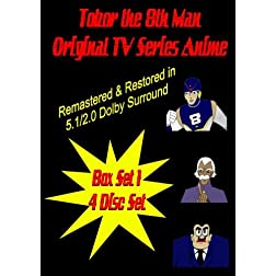 Tobor the 8th Man Original TV Series Anime Box Set 1 [4 DISC SET]