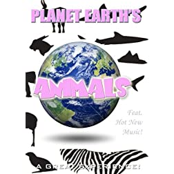 Planet Earth's Animals