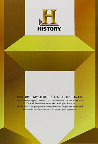 History's Mysteries: Nazi Ghost Train