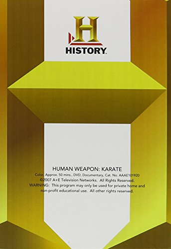 Human Weapon: Karate