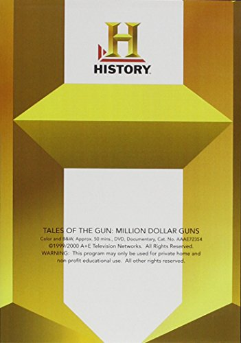 Tales Of The Gun: Million Dollar Guns