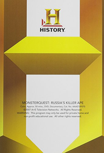 MonsterQuest: Russias Killer Apemen