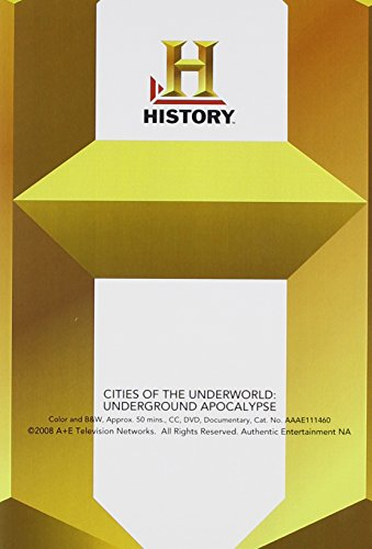 Cities of the Underworld: Underground Apocalypse Season 2