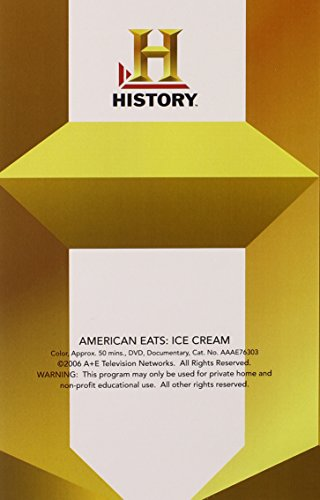 American Eats: Ice Cream