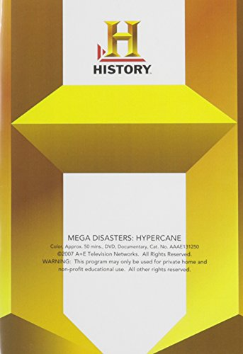Mega Disasters Season 3: Hypercane