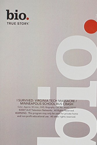 I Survived: Virginia Tech Massacre/Minneapolis School Bus Crash (#9)