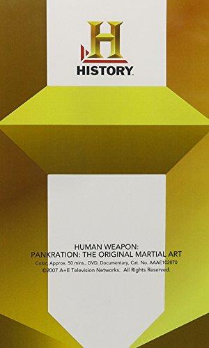 Human Weapon: Pankration: The Original Martial Art
