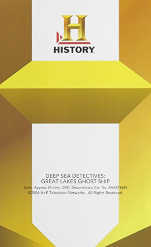 Deep Sea Detectives: Great Lakes Ghost Ship