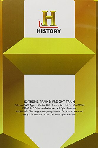 Extreme Trains: Freight Train