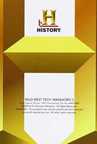 Wild West Tech: Massacres II