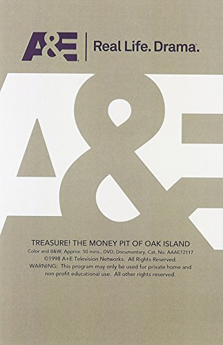 Treasure!: The Money Pit of Oak Island
