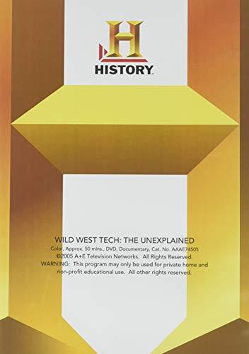 Wild West Tech: The Unexplained