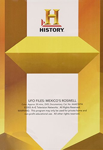 UFO Files: Mexicos Roswell