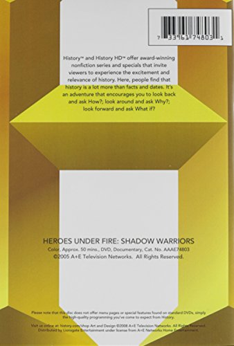 Heroes Under Fire: Shadow Warriors