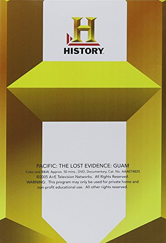 Pacific: The Lost Evidence: Guam